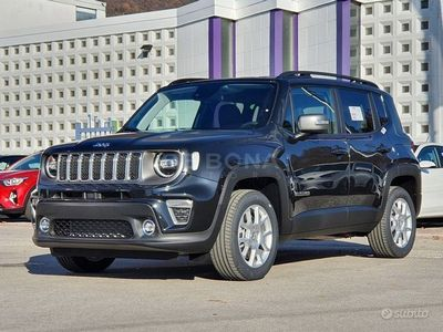 usata Jeep Renegade 1.3 t4 phev limited 4xe at6