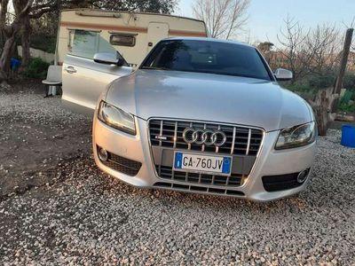 usata Audi A5 SPB 2.0 TDI 143 CV Ambiente