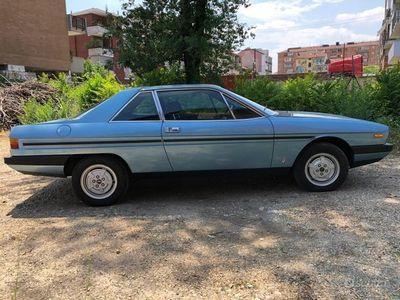 usata Lancia Gamma coupe - 1980