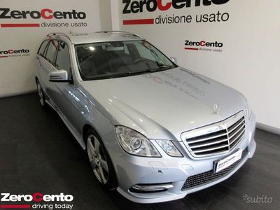 usata Mercedes E220 Classe ECDI S.W. BlueEFF...