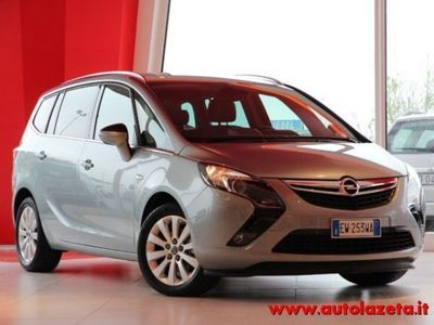 usata Opel Zafira Tourer 1.4 Turbo 140CV aut. Cosmo