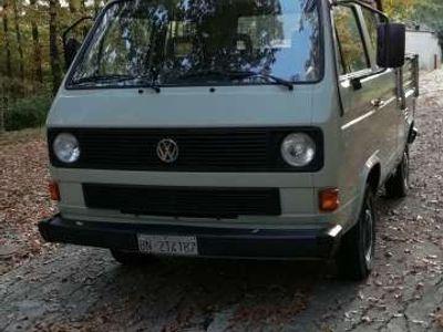 usata VW T3 Kombi doka 6posti unicoproprietario