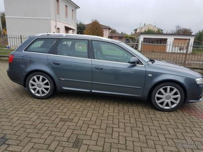 gebraucht Audi A4 Avant 2.0 TDI 140cv F.ap. Mult. Sline