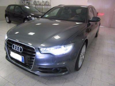 usata Audi A6 Avant 3.0 TDI 245CV diesel qu. S tronic Business