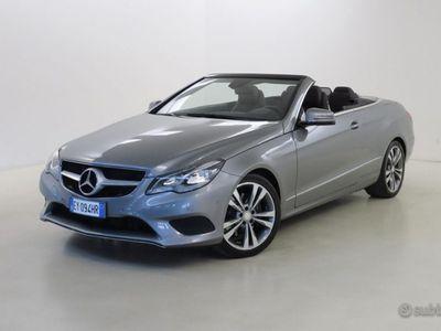 usata Mercedes E250 Cabrio Sport