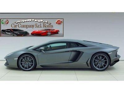 usata Lamborghini Aventador Lp 700-4 Usato