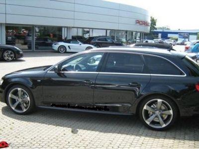 usata Audi A4 Avant 2.0 TDI 190 CV clean diesel quattro S tr Ad