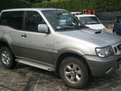 gebraucht Nissan Terrano II 2.7 Tdi 3 porte off road