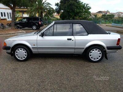 gebraucht Ford Escort Cabriolet 1.6 XR3i Cabriolet