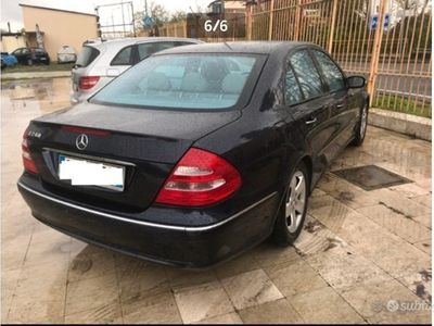 usata Mercedes E240 Classebenzina V6 2600cc