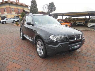 usata BMW X3 3.0d cat Eletta