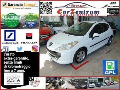usado Peugeot 207 1.4 8V 75CV 3p. Energie Sport ECO GPL