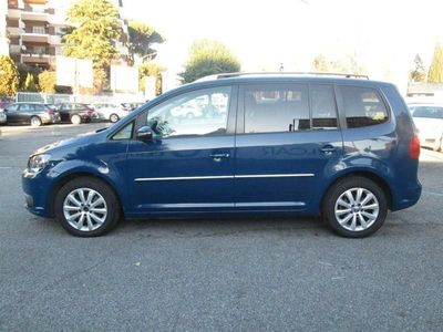 usata VW Touran 2.0 TDI 140cv DSG Highline