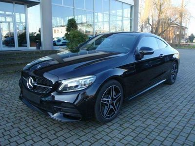 usata Mercedes C300 d Auto Coupé Premium TETTO/MULTIBEAM /P.NIGHT