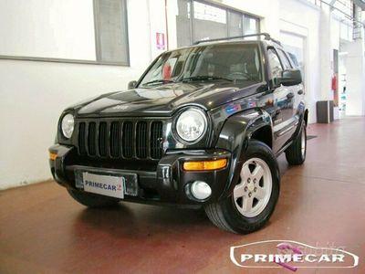usata Jeep Cherokee 2.5 CRDi Limited Edition - 2002