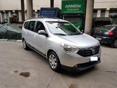 usata Dacia Lodgy 1500 dci 90 cv laureate comenuova fu