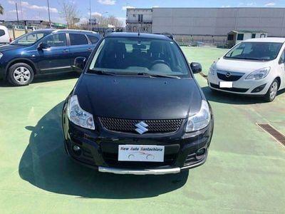 usata Suzuki SX4 1.6 DDiS 16V 90 CV Outdoor Line GL