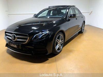 usata Mercedes E350 Classe E (W/S212)EQ-Boost Auto Premium Plus