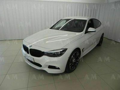 usata BMW 320 Serie 3 GT d Msport del 2020 usata a Vinci