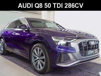 used Audi Q8 50 TDI 286 CV quattro tiptronic Sport SLINE