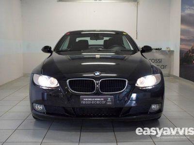 begagnad BMW 320 Cabriolet 320d cat Futura