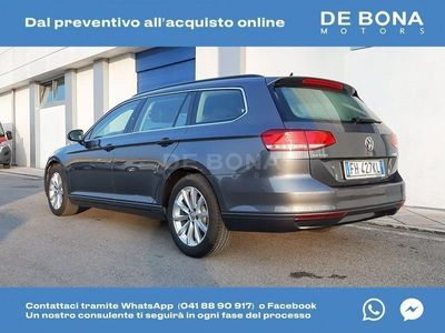 usata VW Passat Variant 2.0 TDI Comfortline BlueMotion Technology