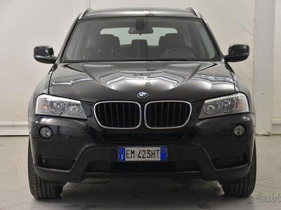 usata BMW X3 20d 183cv Eletta XDrive Autom.