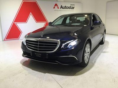 used Mercedes E220 CLASSE E BERLINA Classe E (w/s213)Auto Business Sport