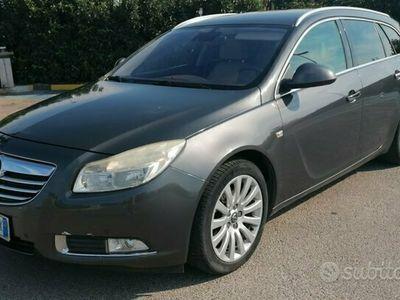 usata Opel Insignia anno 2010