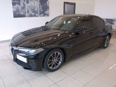 usado Alfa Romeo Giulia 2.2 Turbodiesel 150 CV Super del 2017 usata a Carbonia
