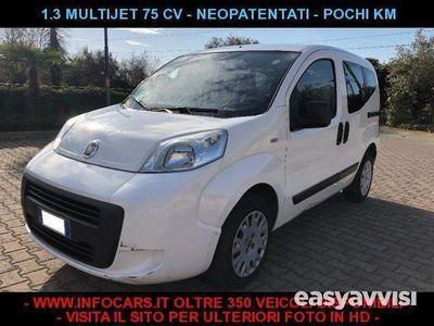 usado Fiat Qubo 1.3 mjt 75 cv neopatentati - 5 posti diesel