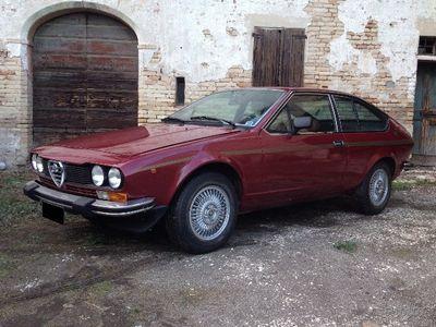 used Alfa Romeo Alfetta GT/GTV 2.0