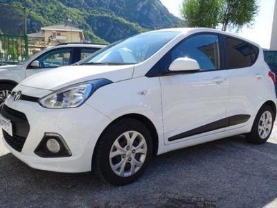 używany Hyundai i10 1.0 MPI Login - X NEOPATENTATI GARANZIA UFF.
