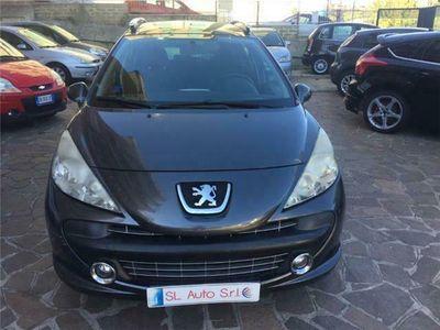usata Peugeot 207 1.4 VTi 95CV SW X Line