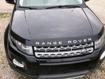 brugt Land Rover Range Rover 2.2 Sd4 5p. Dynamic Napoli