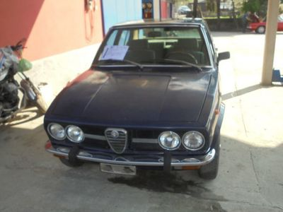 usata Alfa Romeo Alfetta 1.8 benzina