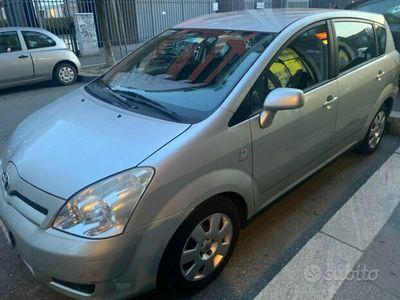 usata Toyota Corolla Verso 1.6 Benzina Solo 59.000 KM