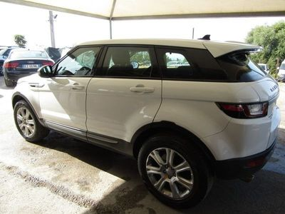 second-hand Land Rover Range Rover evoque 2.0 TD4 180cv Business Edition Auto