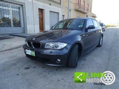 usata BMW 118 - Serie 1 - d 5 porte Futura