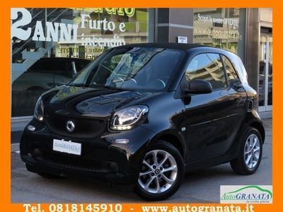usata Smart ForTwo Coupé 1.0 YOUNGSTER TWINAMIC