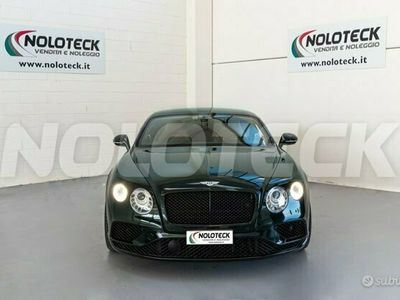 usata Bentley Continental 2ª s. - 2014- SOLO NOLEGGIO