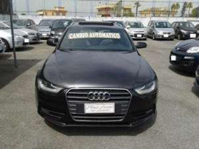 usata Audi A4 avant s-line + automatica + tetto apribile