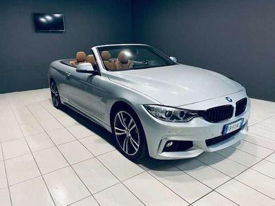 usata BMW 435 Serie 4 Cabrio(F33) i xDrive Cabrio Msport