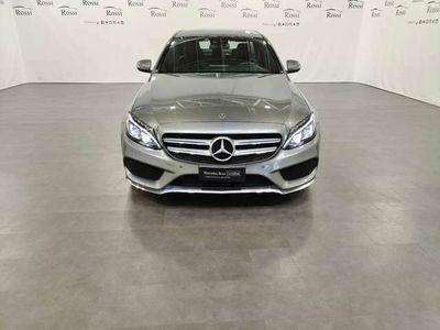 usata Mercedes C220 Classed Premium 4matic auto 9m