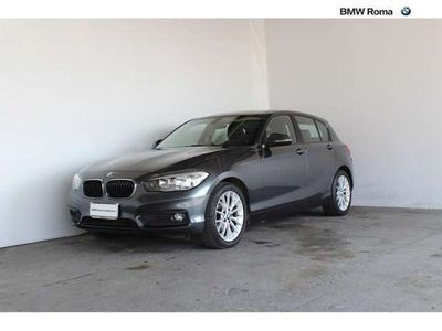 usata BMW 116 d 5p. Business