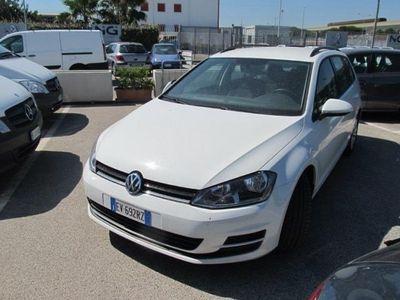 usata VW Golf 1.6 bluetdi 110 cv comfortline