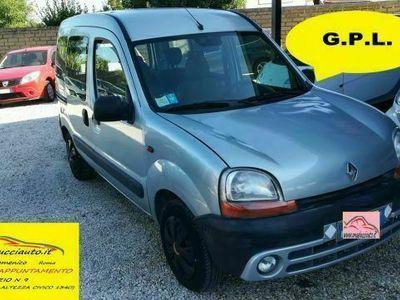 usata Renault Kangoo 1.2 G.P.L. NUOVO