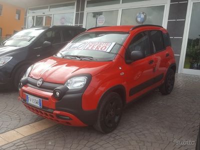 gebraucht Fiat Panda Cross 1.2 city waze - km0- ok neopat