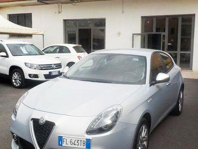 usata Alfa Romeo Giulietta 1.6 JTDm 120 CV Super Cerchi in lega Blurtooth