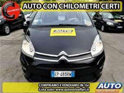 usata Citroën C4 Picasso 1.6 AUTOMATICA 73.000KM Diesel